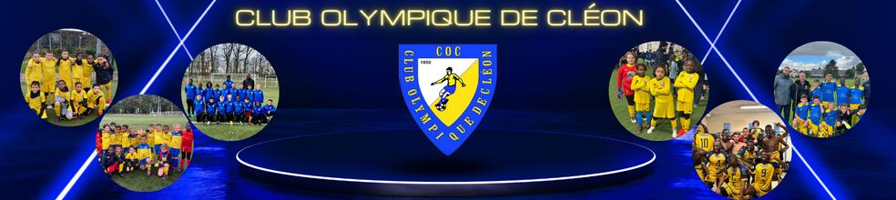 Club Olympique de Cléon : site officiel du club de foot de CLEON - footeo