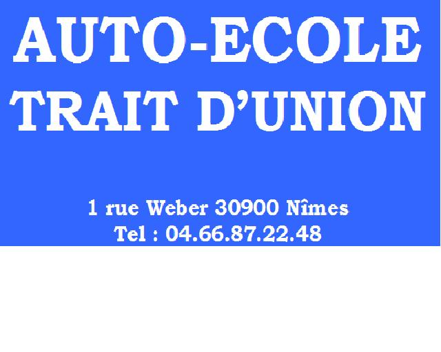 Auto Ecole Trait d'Union Nîmes