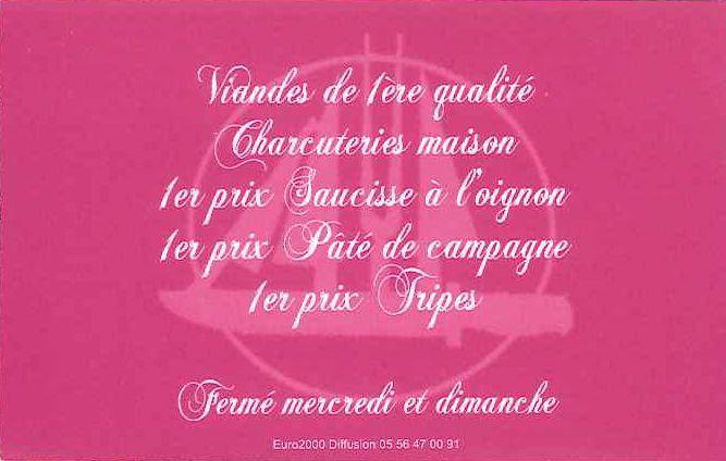 Boucherie Vimont