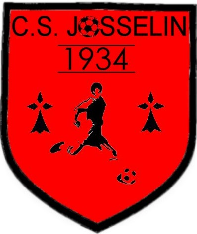 Logo officiel du club de football du C.S. JOSSELINAIS