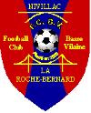 Logo officiel du club de football du F.C. Basse Vilaine