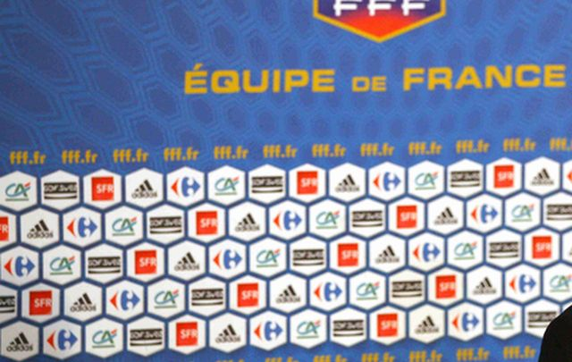 Sponsors officiels de l'Équipe de France de football