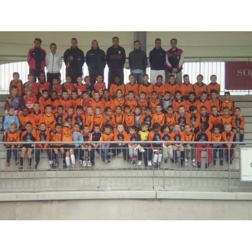 L' Ecole de Football du CSAME