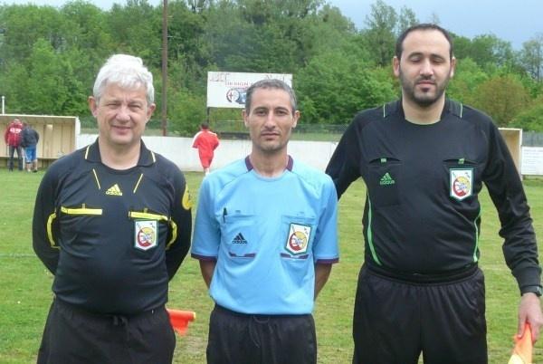 Coupe des groupements - MARSONNAS-JAYAT-BEREZIAT s'invite en demi-finale