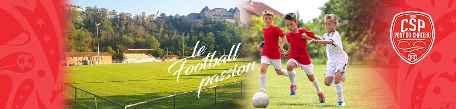 CS. PONT DU CHATEAU : site officiel du club de foot de Pont-du-Château - footeo