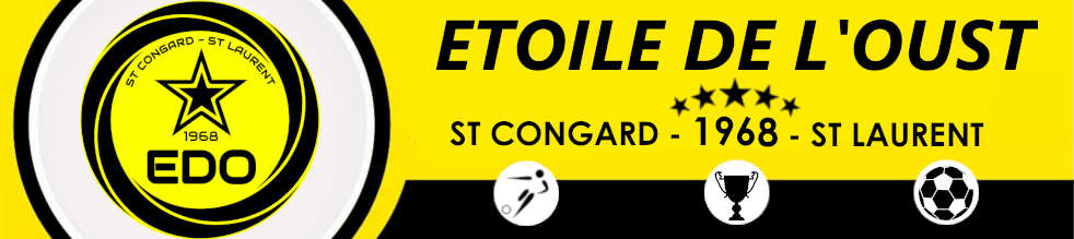 Etoile de l'Oust St Congard-St Laurent : site officiel du club de foot de ST CONGARD - footeo