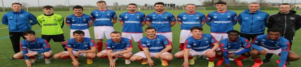 Site Internet officiel du club de football ERNEENNE FOOTBALL