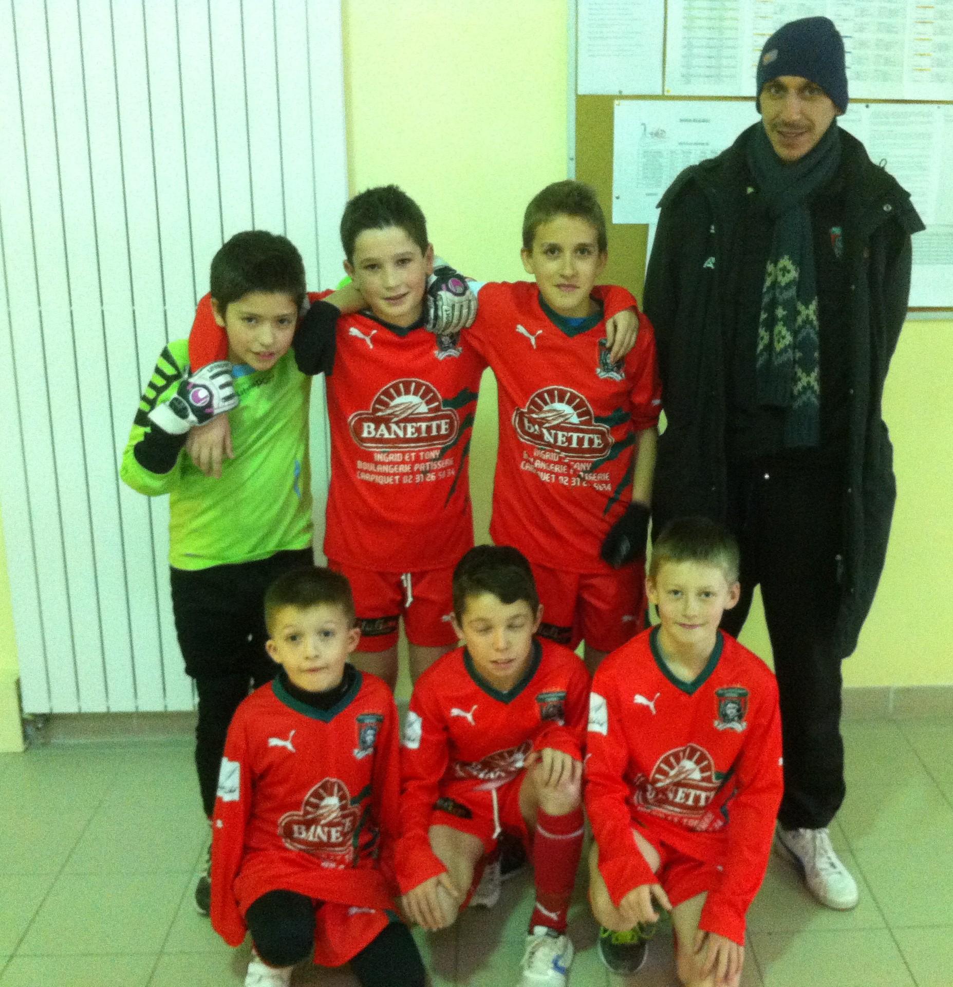 les champions U11