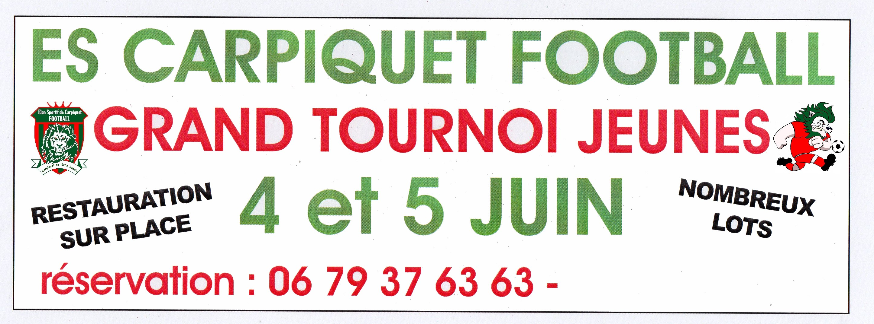 r tournoi es carpiquet