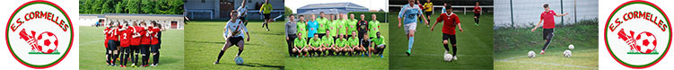 E.S.CORMELLES FOOTBALL : site officiel du club de foot de CORMELLES LE ROYAL - footeo