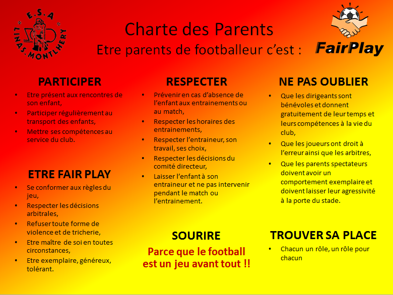 etre parents de footballeur c u0026 39 est    - club football esalm foot