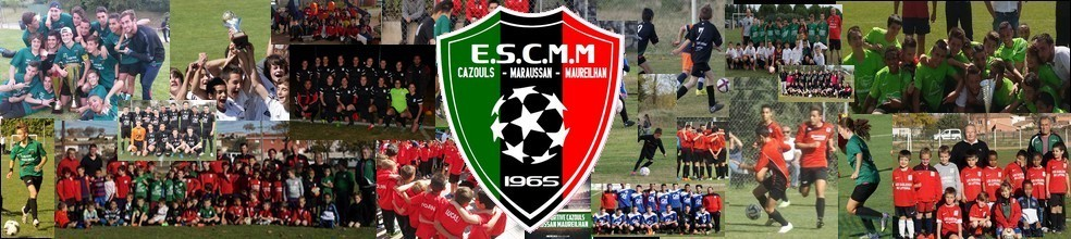 Site Internet officiel du club de football Etoile Sportive CAZOULS MARAUSSAN MAUREILHAN