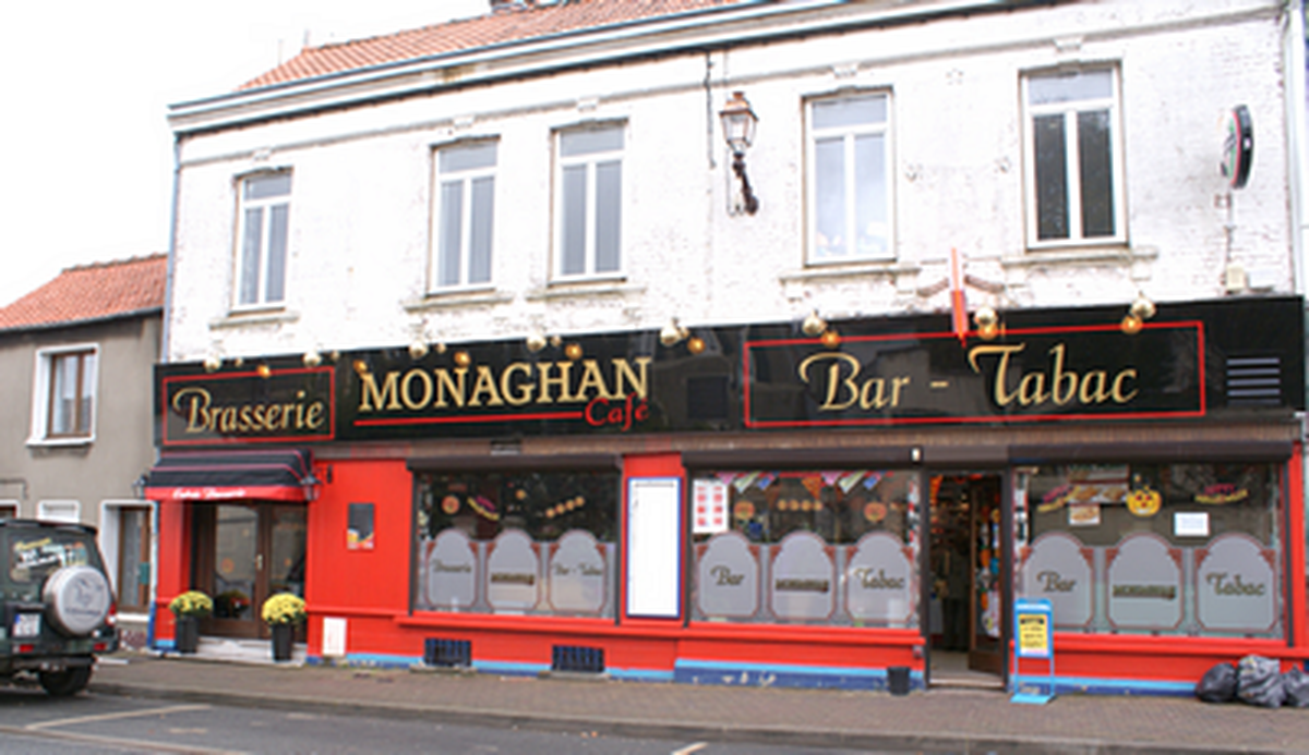 CAFE LE MONAGHAN