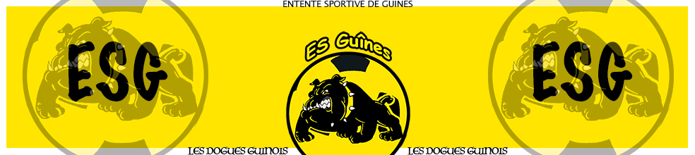 Site Internet officiel du club de football ES GUINES JEUNES