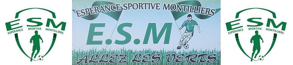 ESPÉRANCE SPORTIVE DE MONTILLIERS : site officiel du club de foot de MONTILLIERS - footeo