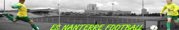 ES NANTERRE : site officiel du club de foot de nanterre  - footeo