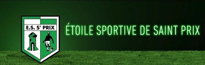 Etoile Sportive de Saint Prix : site officiel du club de foot de ST PRIX - footeo