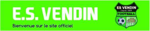 ES Vendin : site officiel du club de foot de VENDIN LE VIEIL - footeo