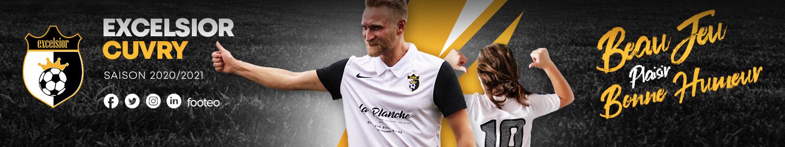 EXCELSIOR Cuvry : site officiel du club de foot de CUVRY - footeo