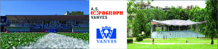 A.S. EXPOGRAPH VANVES : site officiel du club de foot de VANVES - footeo