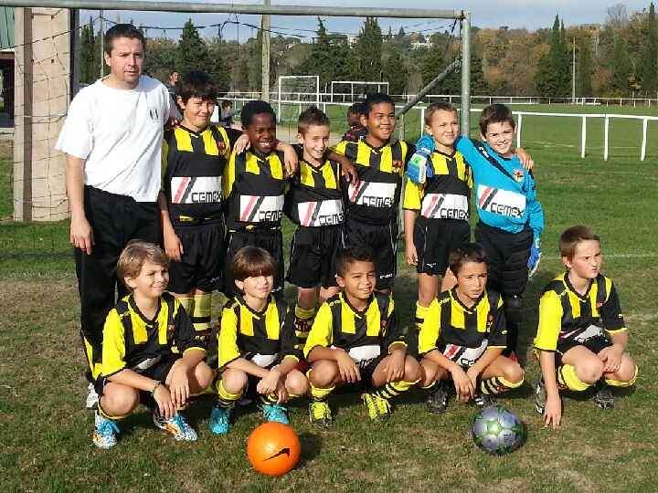 U10 U11 équipe 2