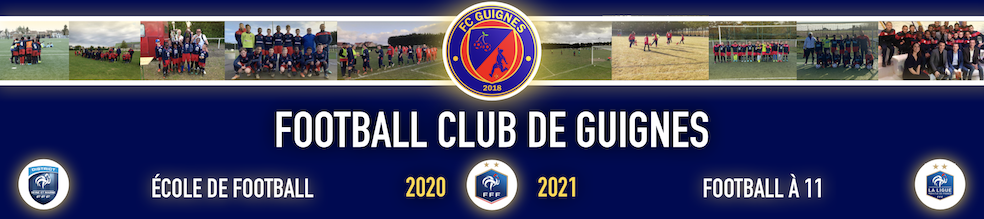 FC GUIGNES : site officiel du club de foot de Guignes - footeo