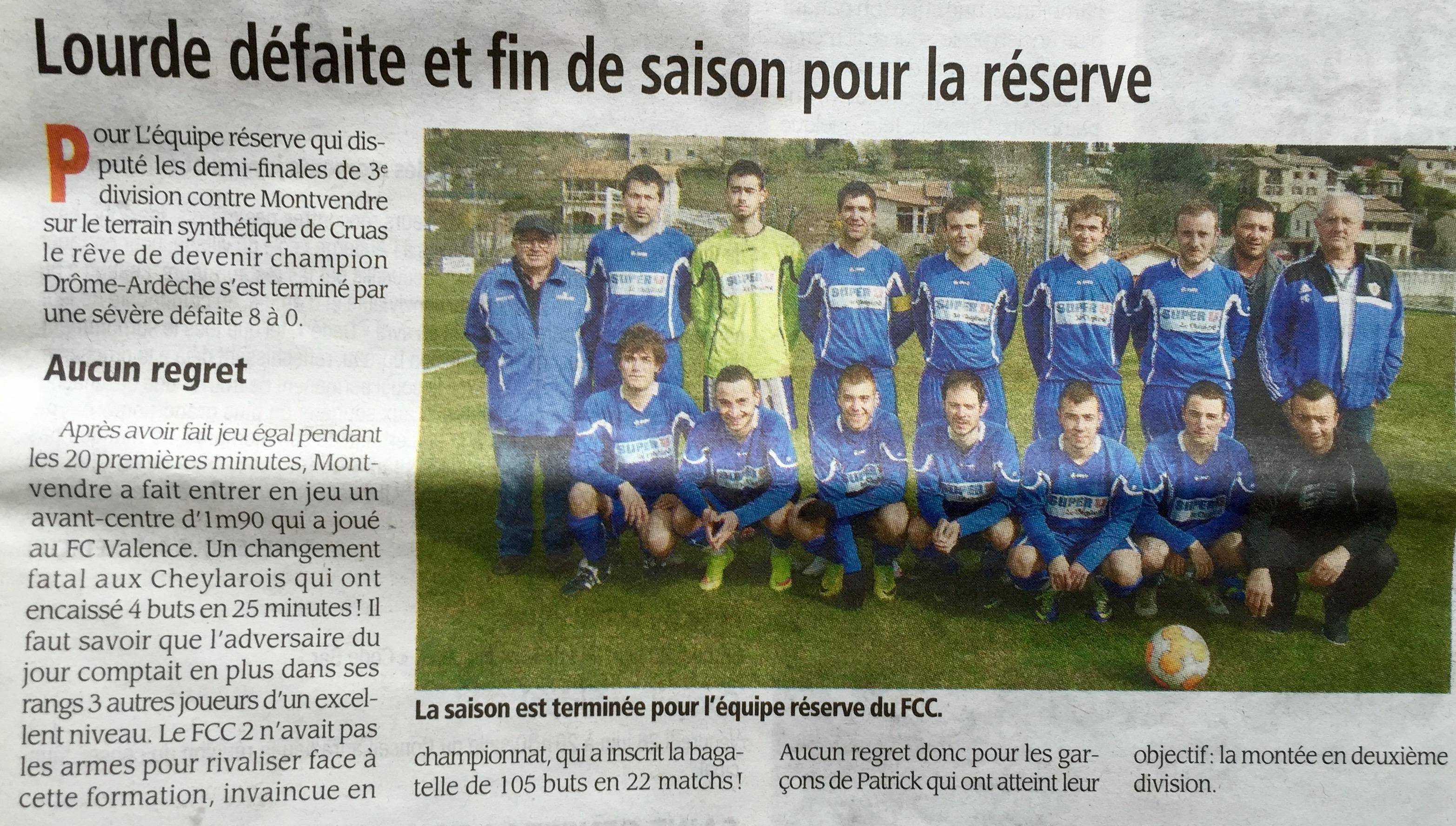 saison football 2014 2015