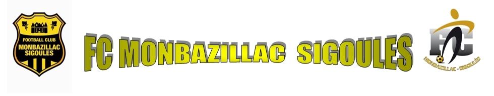 Site Internet officiel du club de football FC MONBAZILLAC SIGOULES