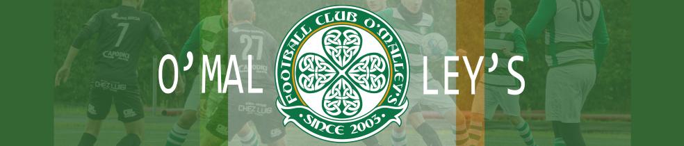 FC O'Malley's : site officiel du club de foot de Mons - footeo