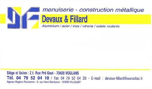 Devaux & Fillard
