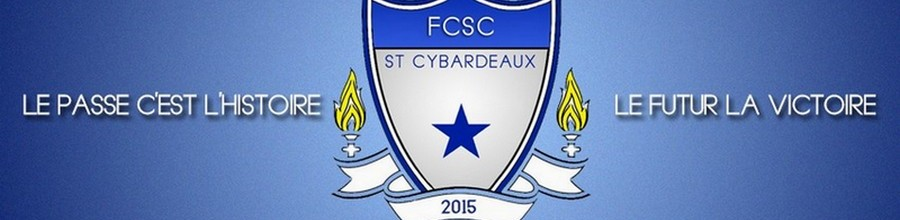 Football Club St-Cybardeaux : site officiel du club de foot de ST CYBARDEAUX - footeo