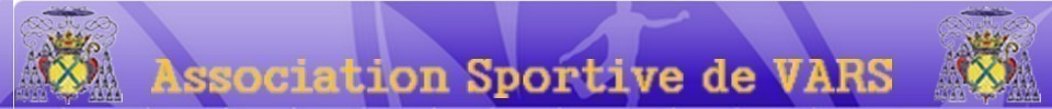 ASSOCIATION SPORTIVE DE VARS : site officiel du club de foot de VARS - footeo