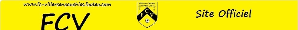 FOOTBALL CLUB VILLERS-EN-CAUCHIES : site officiel du club de foot de VILLERS EN CAUCHIES - footeo