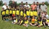 De nouveaux maillots pour les jeunes - F.C   VINGEANNE