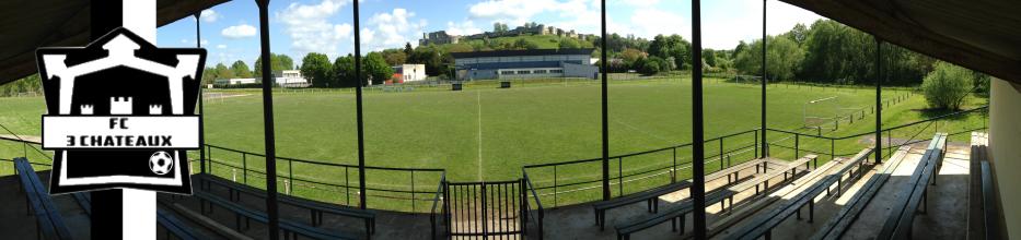 FC 3 CHÂTEAUX : site officiel du club de foot de Folembray - footeo