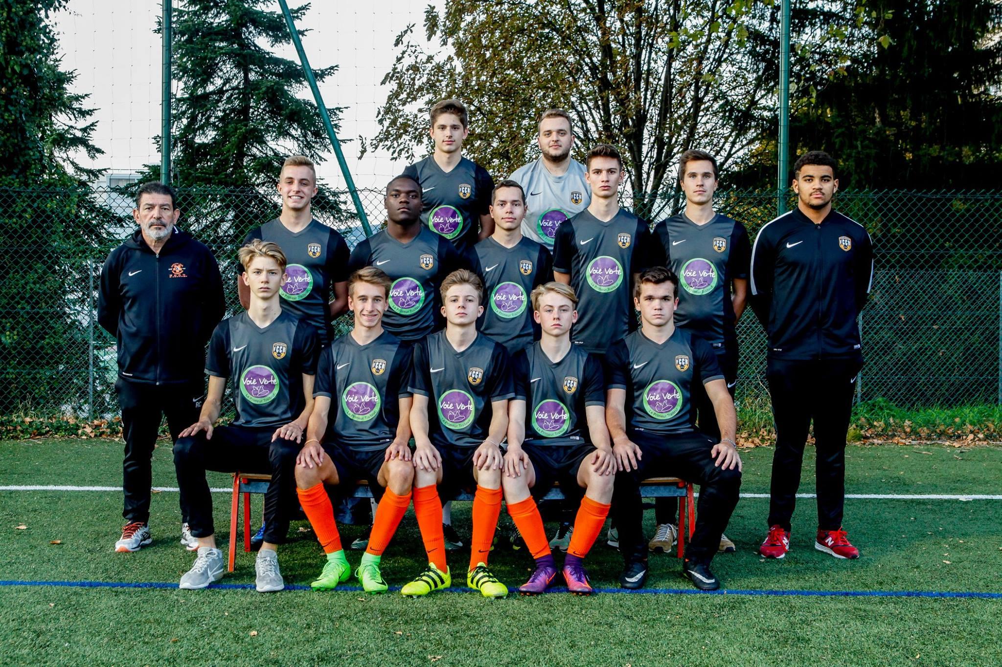 GROUPE U19 2017/2018