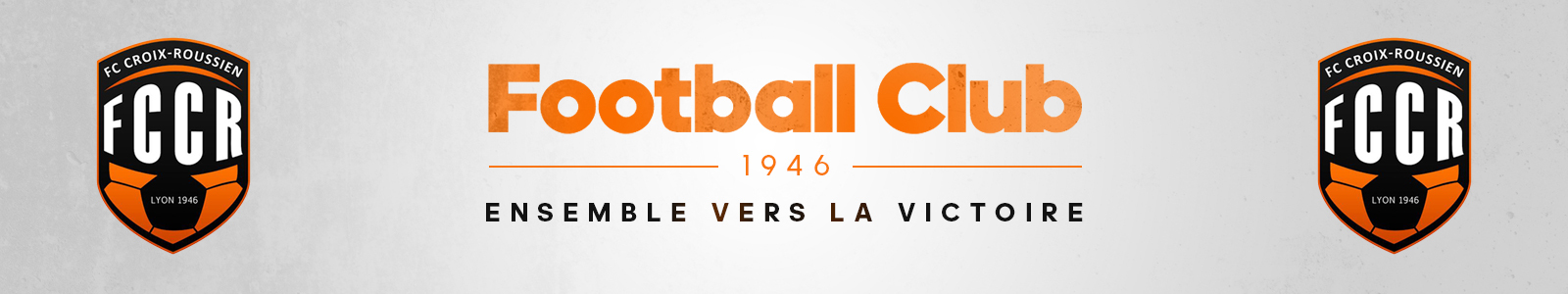 FOOTBALL CLUB CROIX ROUSSIEN LYON : site officiel du club de foot de LYON 4EME ARRONDISSEMENT - footeo