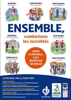 ENSEMBLE RESPECT ET FAIR-PLAY
