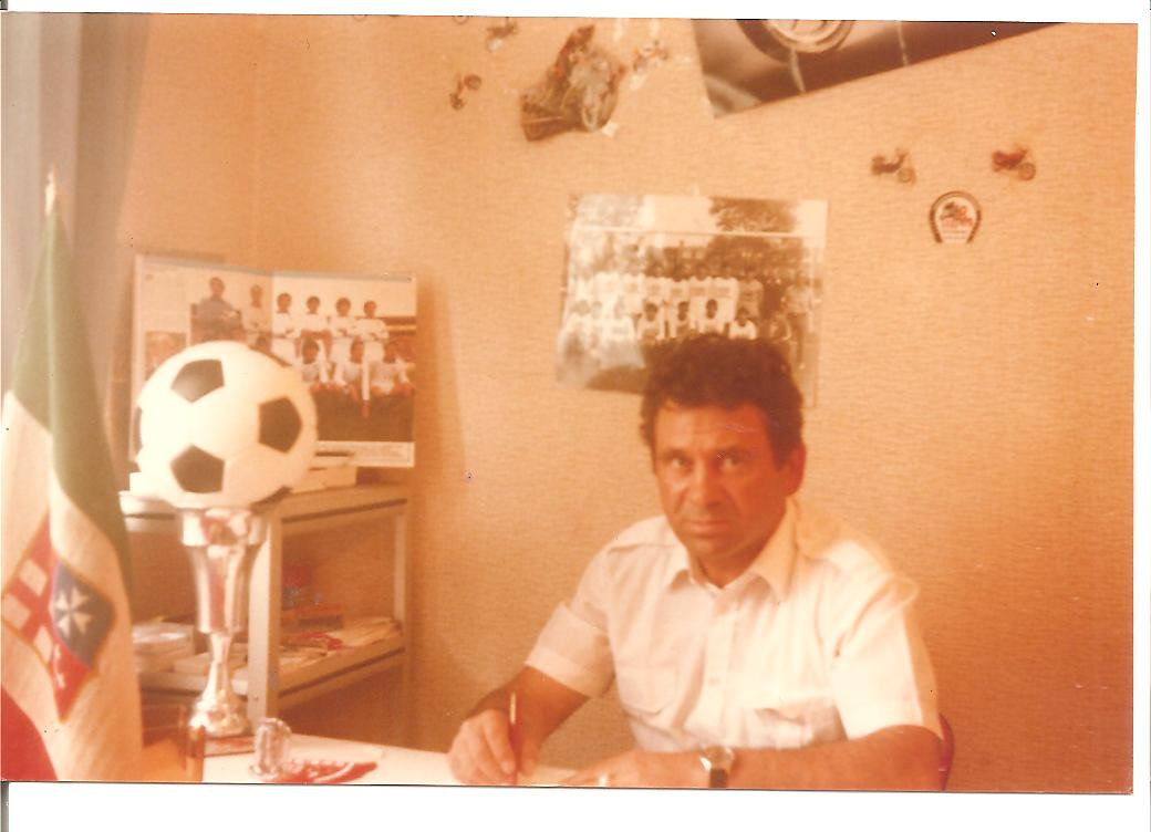 PHOTOS DU PRESIDENT FRANCO ROMANAZZI