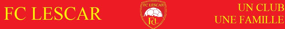 Football Club Lescarien : site officiel du club de foot de LESCAR - footeo