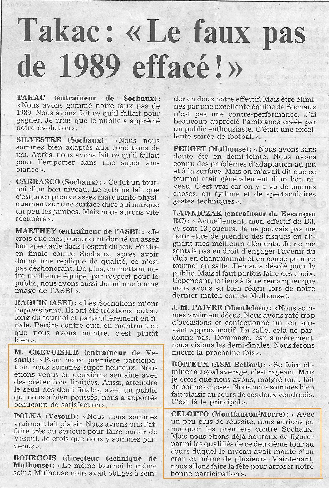 EST du 06/01/1991