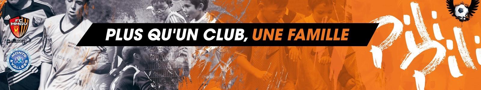 Site Internet officiel du club de football Football Club Montfaucon Morre Gennes La Vèze