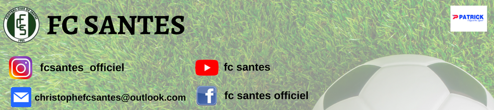 FC SANTES : site officiel du club de foot de SANTES - footeo