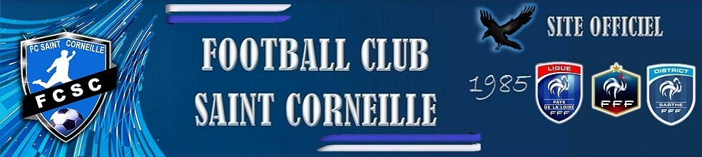 Site Internet officiel du club de football FOOTBALL CLUB DE SAINT CORNEILLE