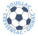 SOUILLAC CRESSENSAC GIGNAC F.C (46)