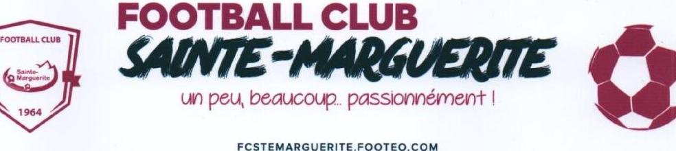 Football Club de Sainte-Marguerite : site officiel du club de foot de Sainte-Marguerite - footeo