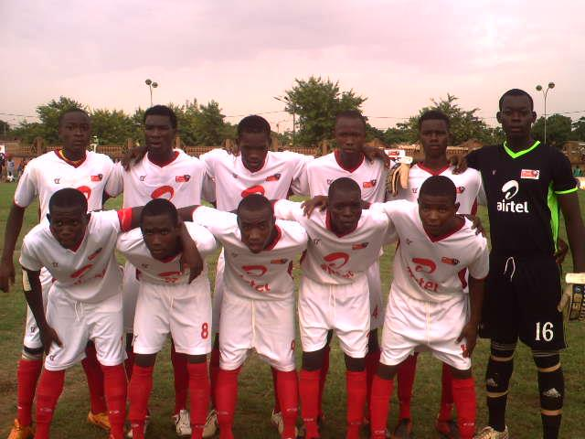 Sélection nationale U15 Burkina- Faso