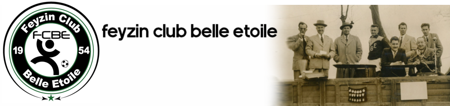 FEYZIN CLUB BELLE ETOILE : site officiel du club de foot de FEYZIN - footeo