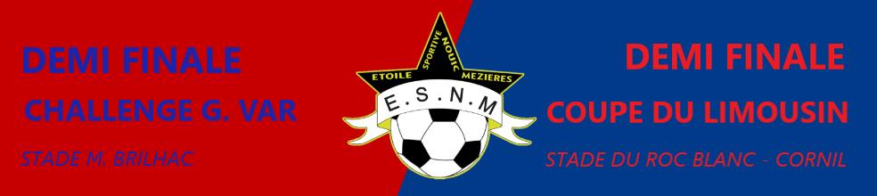 Etoile Sportive Nouic Mézières : site officiel du club de foot de Nouic - footeo