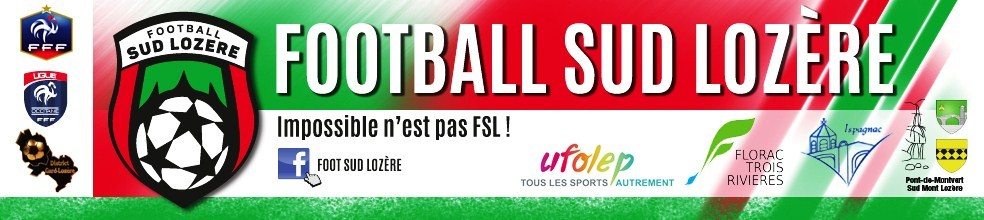 FOOTBALL SUD LOZERE : site officiel du club de foot de Florac - footeo